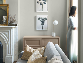 Gray Is Still Going Strong. 'Metropolitan' is 2019 Color of the Year.
