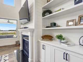 The Warmth of Wood in Today's Custom Homes