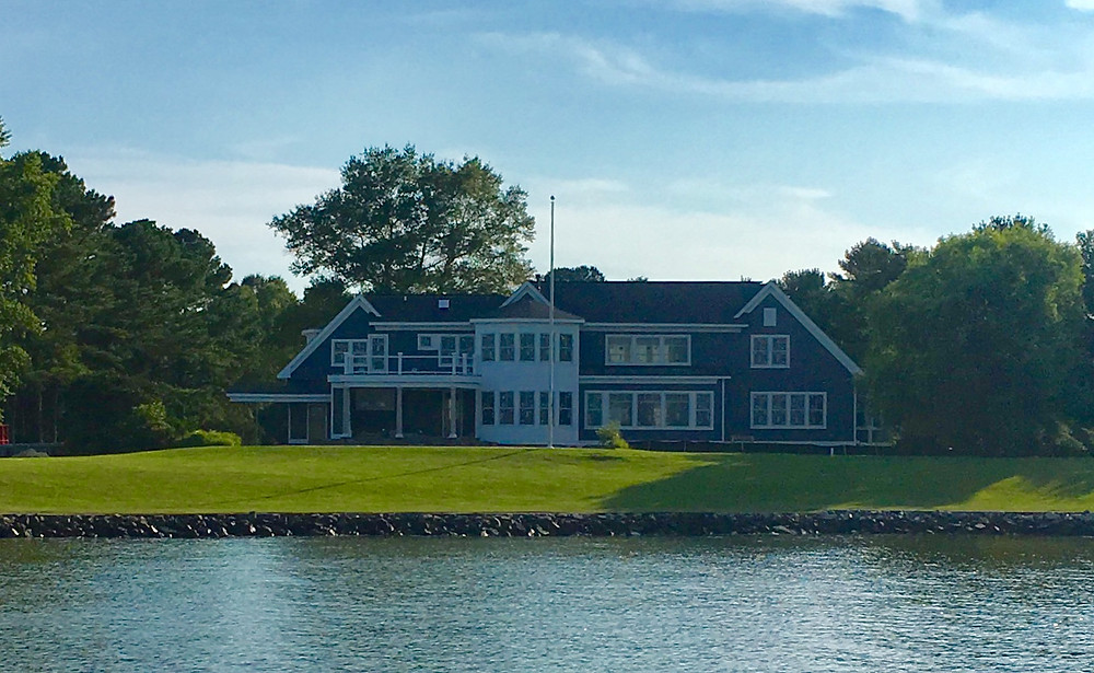 Paquin Design Build Home in St. Michaels, MD