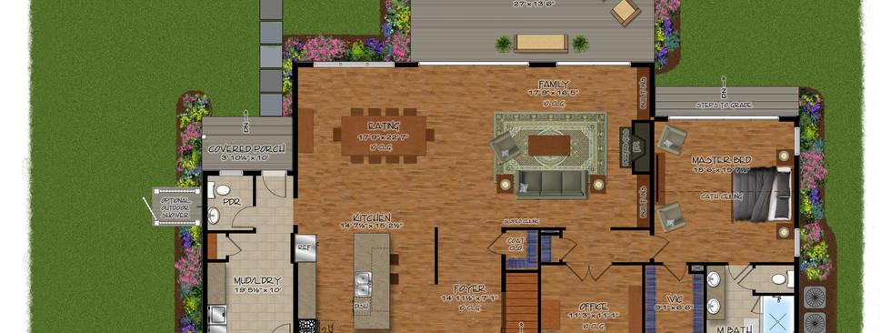 Smith Floorplan 1