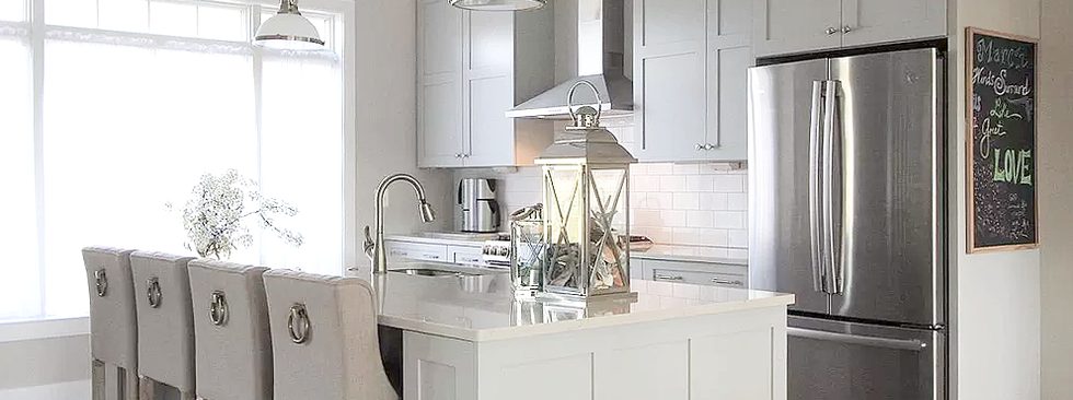 New Kitchen Design Smith Residence
