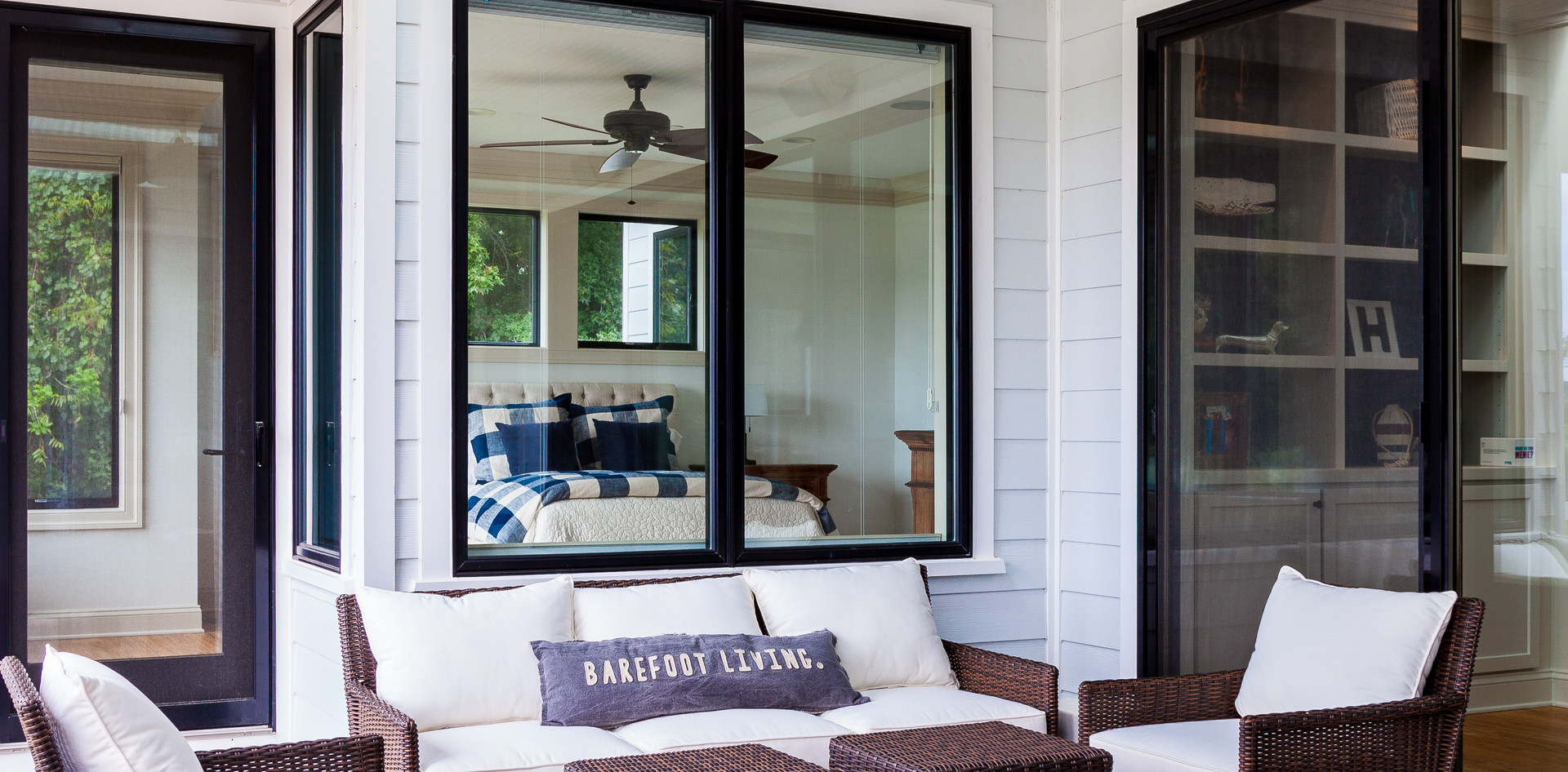 Waterfront Porch
