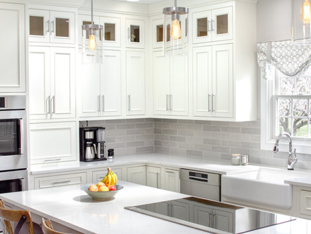 Beautiful Kitchen Remodel in Chesterton