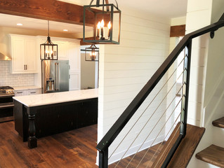 Railings - Making A Statement in Your Custom Home Design