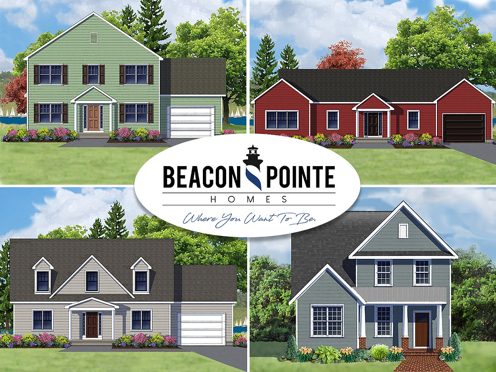 Paquin Design Build Is Proud To Introduce Beacon Pointe Homes
