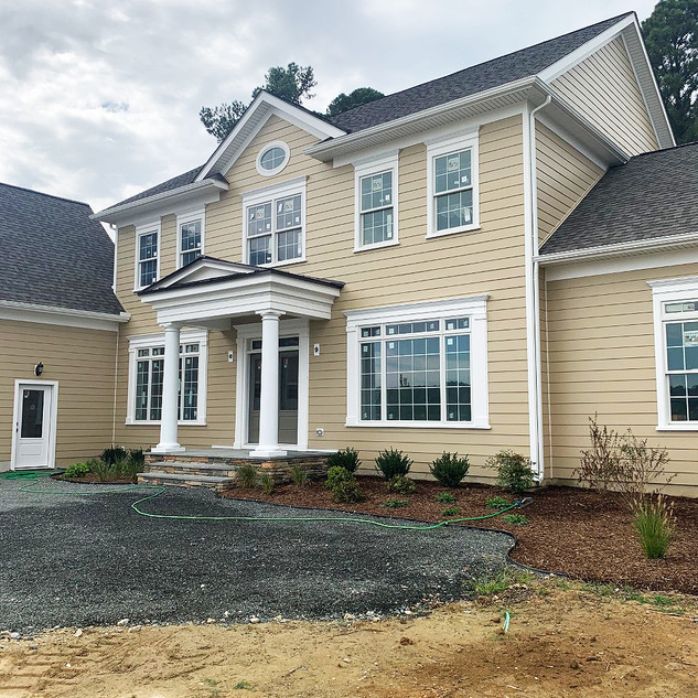 Waterfront Home for Sale in Saint Michaels.