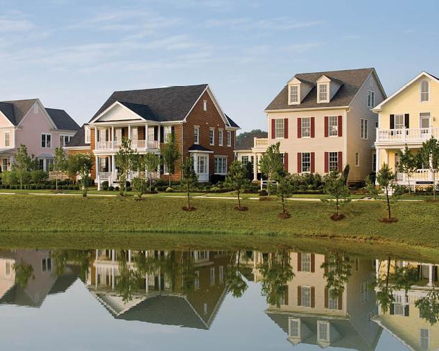 Easton Village Home Sites