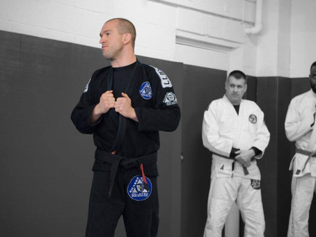 SNEAK PEEK: Chapter 1 of The Tao of Jiu Jitsu