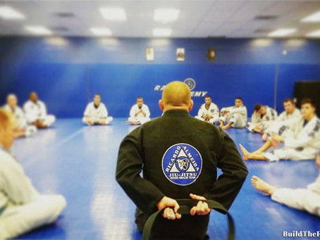 The Real Reason to Earn a Black Belt