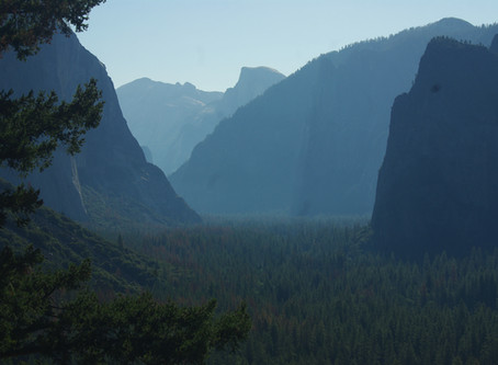 A Fasting Two-Day 30-Mile Hike Through The Yosemite Wilderness