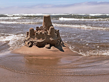 Impermanence: Building Castles out of Sand