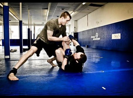 On Jiu Jitsu and Effort