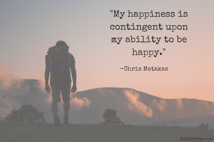Quote from Chris Matakas