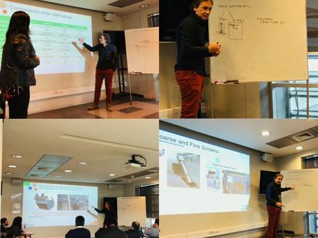 Technical conference FluitecoTecfluid 10th of June 2019 Santiago, Chile
