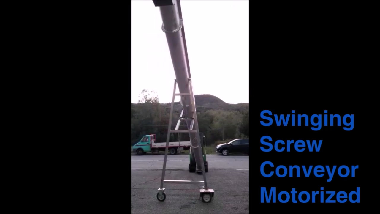 CCS-S_Swinging Screw Conveyor_Motor