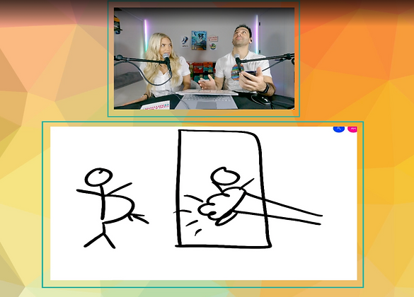Dirty Pictionary is Hilarious!