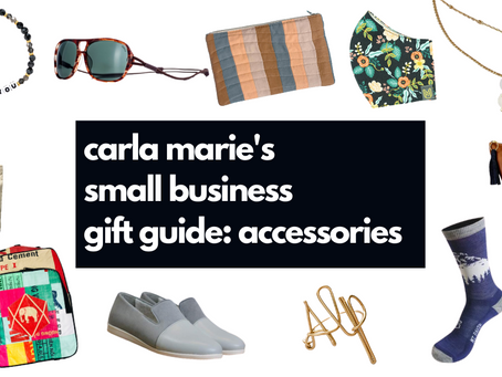 Small Business Gift Guide: Accessories