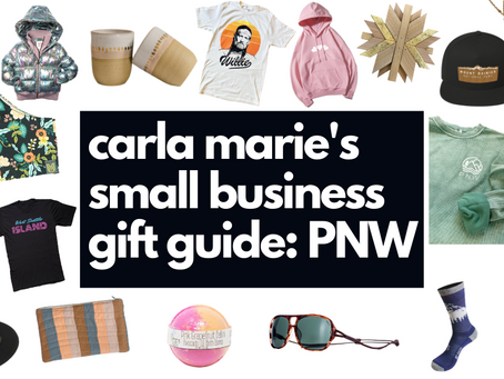 Small Business Gift Guide: Seattle Businesses