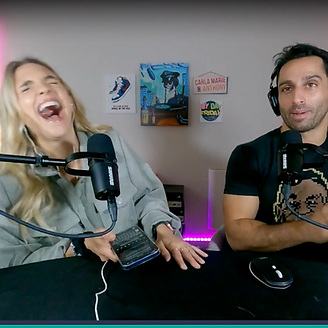 Being dragged into drama is not fun + Devin Sawa on our show?!