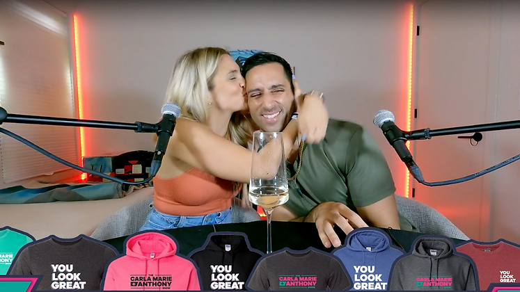 WE ARE DATING! The official announcement show!