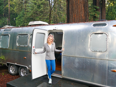 AutoCamp Russian River in a Weekend