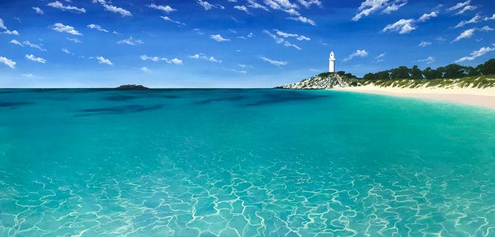 Reflections to Bathurst Lighthouse