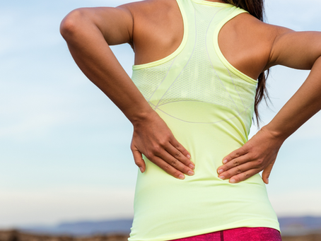 3 Simple Exercises to Ease (and Prevent!) Back Pain