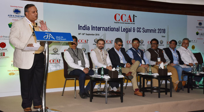@ India International Legal & GC Summit - Dubai