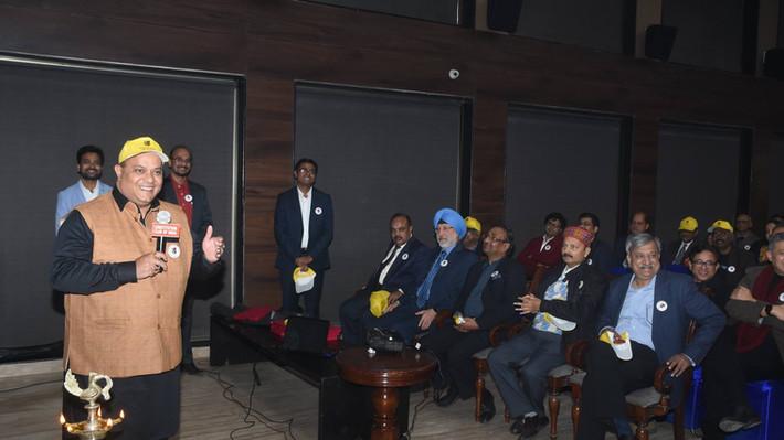 Nobilian Alumni Meet - New Delhi