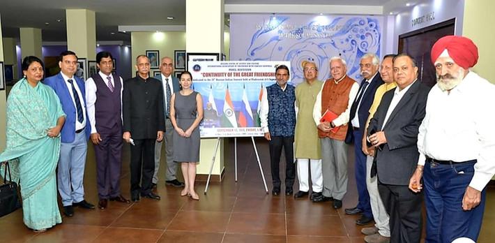 Alongside Modi-Putin meet @20th Russian-Indian Summit in Vladivostok