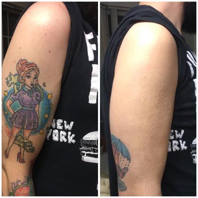 Tattoo Cover