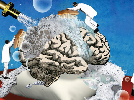 Our Brain Has Its Own Cleaning System!