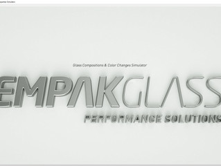 Glass Compositions & Color Changes Software