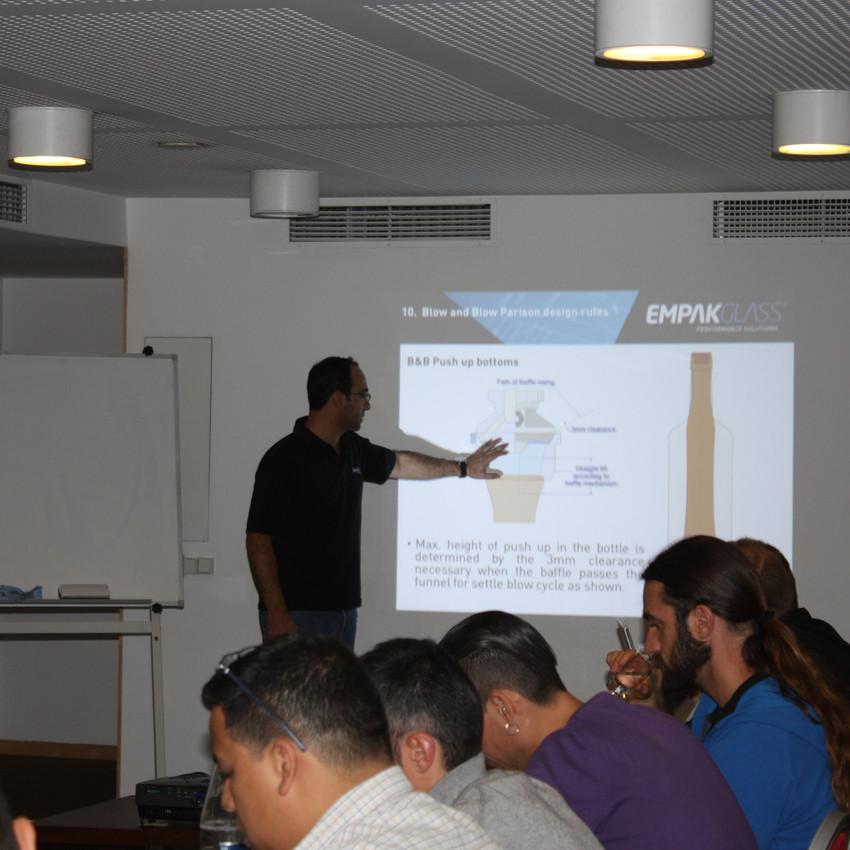 Open training workshops