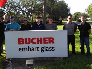 Mould Design / Product Development Workshop - by Bucher Emhart Glass