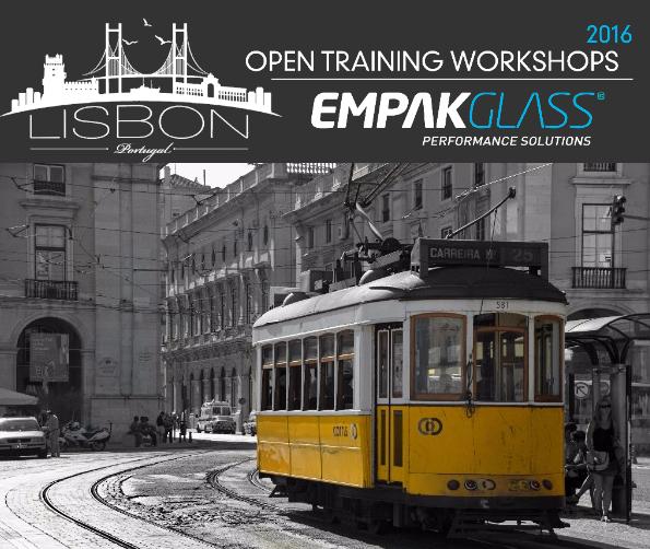 2016 Open training workshops for glass packaging