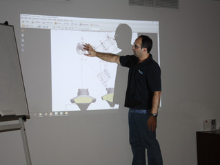 Mould design / Product development seminar @ Parkcam, Turkey