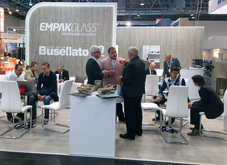 Glasstec 2016 - Thank you for visiting us!