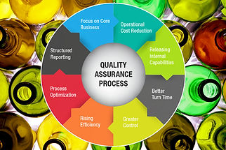 Quality control support, quality control training, inspection training, cold end training
