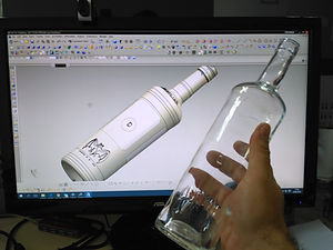 bottle design, mold design support, stress analysis, mold design training, forming simulation