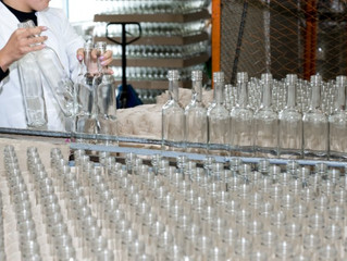 Quality Control (QC) activities in a glass container plant – Overview.