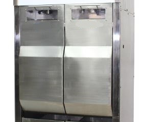 Empakglass presents Quality Control & Cold End Equipment at Glasstec 2016