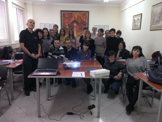 Cold End and Quality Control seminar @ Drujba Glassworks, Bulgaria