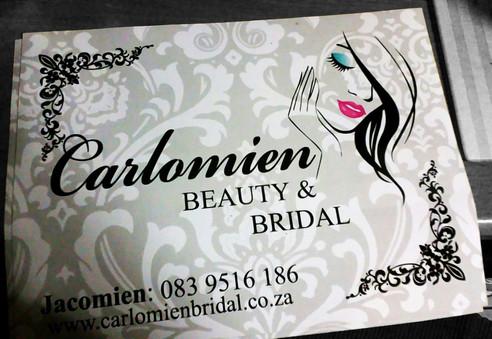 Carlomien Beauty & Bridal