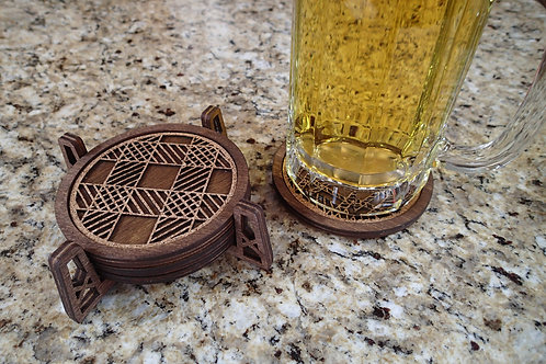Coasters, Flannel