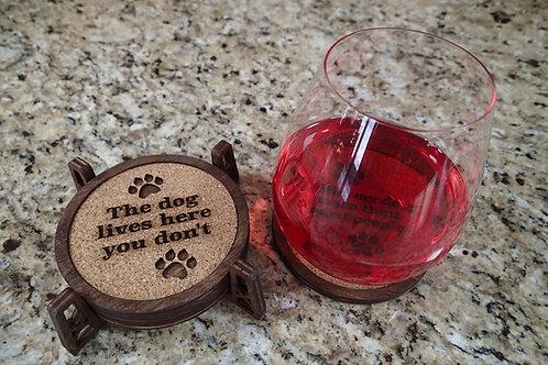Coasters, Dog Sayings