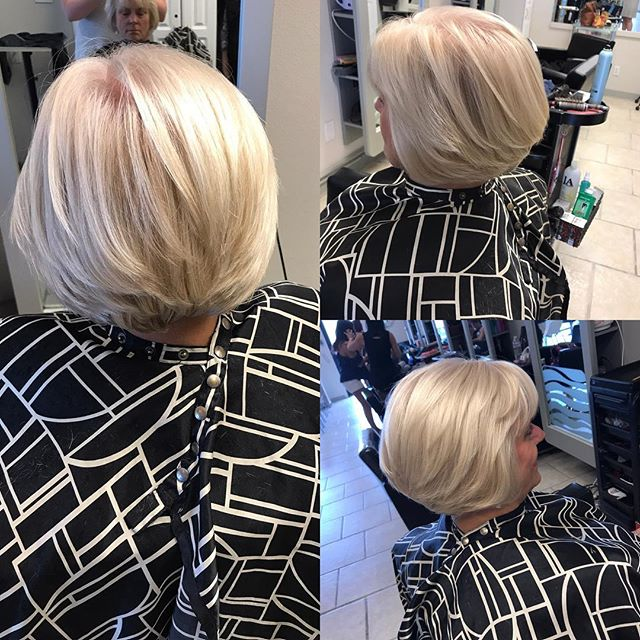 Hair done by Terri Barba! Book your appointment today! #matrixcolor #johnamico #metairiestylist