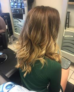 Hair done by stylist Tessa Legaspi!