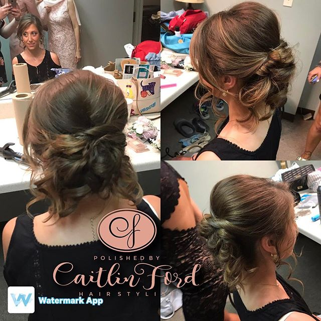 Hair by Caitlin Hoffmann