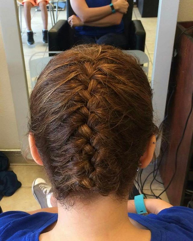 Braids are all the rave right now! _ Hair done by _heatherbordelon_123  #metairiestylist #nolastylis